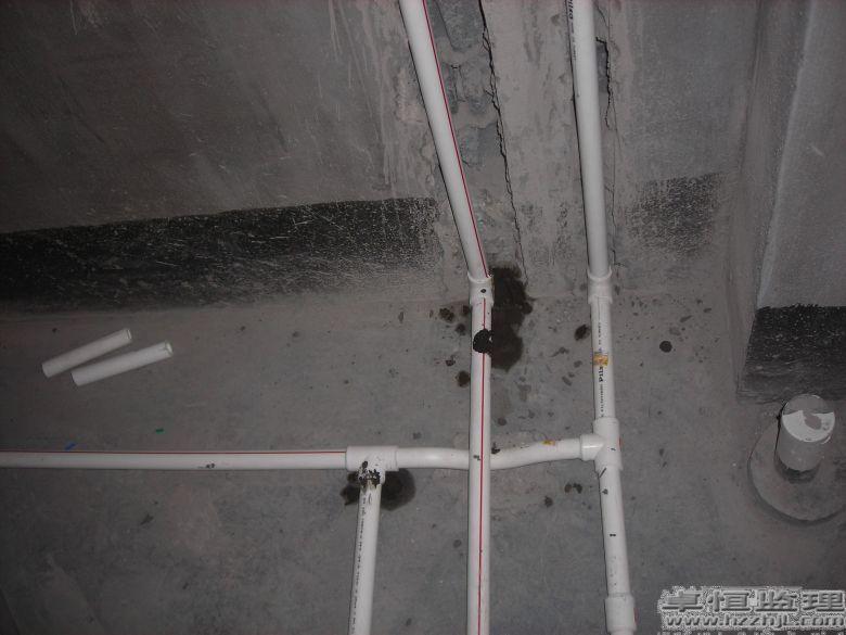 看看网络知名装修公司做的工地 徒有虚名 -杭州装修监理,杭州室内